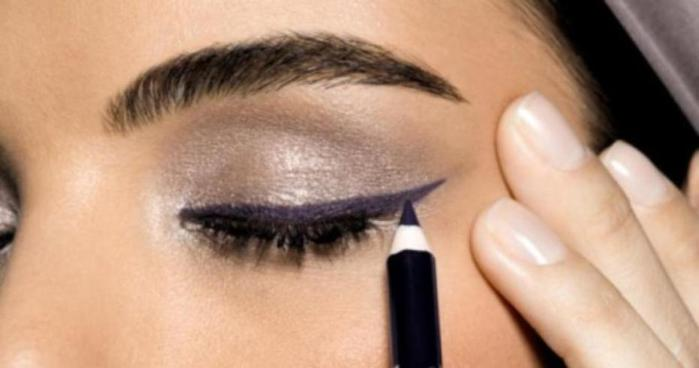 как делать макияж дома