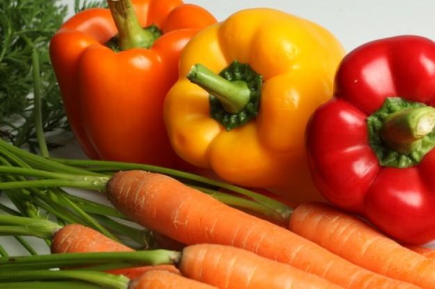 оранжевые овощи польза для кожи