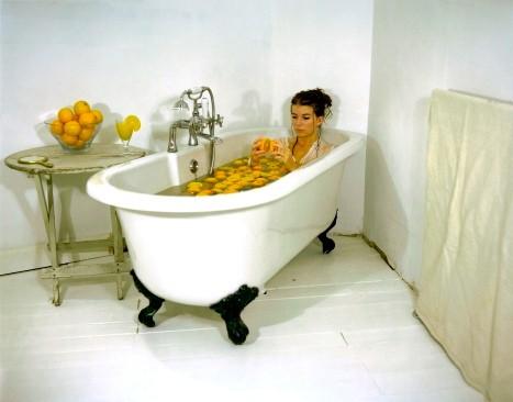 цитрусовые ванны для красоты